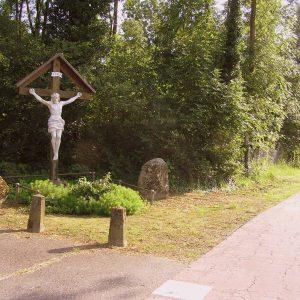 20. Landkruis aan de Almelosestraat te Ootmarsum