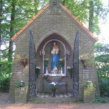 34. Mariakapel, Lossers Voetpad, Oldenzaal