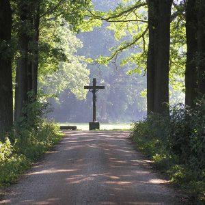 35. Landkruis aan de Haermansweg in Oldenzaal