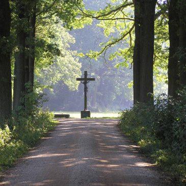 35. Landkruis, Haermansweg, Oldenzaal