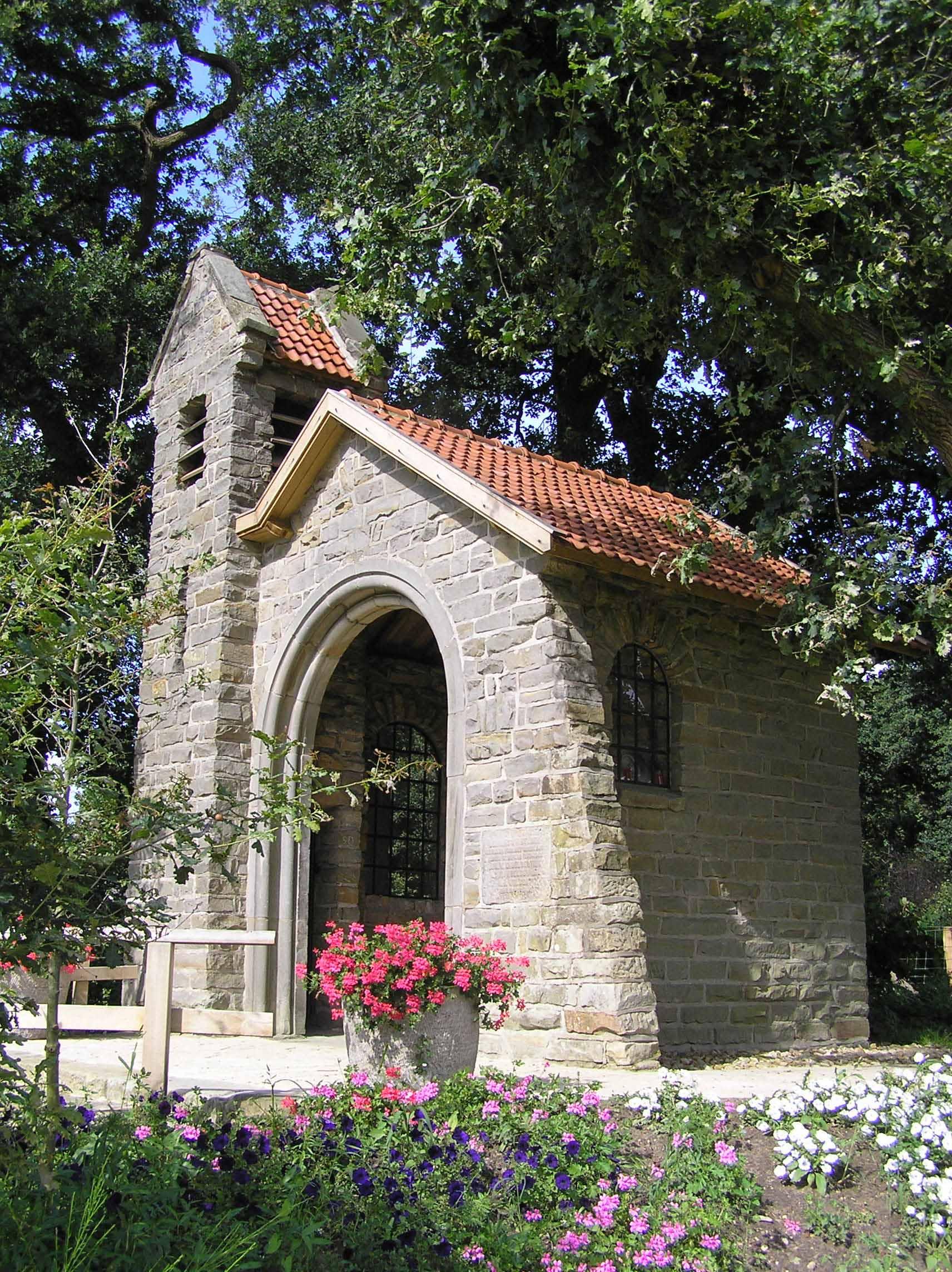 36. Mariakapel aan de Alleeweg te Oldenzaal