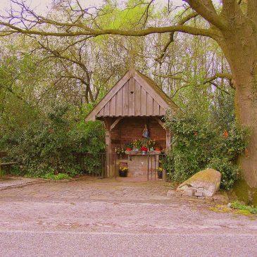 38. Mariakapel, Hanhofweg, De Lutte
