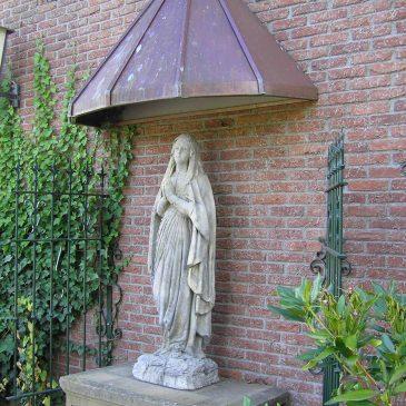 40. Mariabeeld, Peulkespad, De Lutte