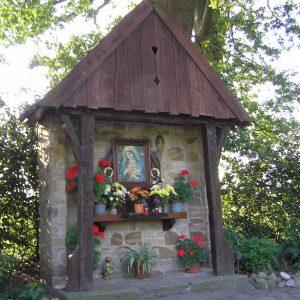 43. Mariakapel aan de Kruisseltlaan in De Lutte