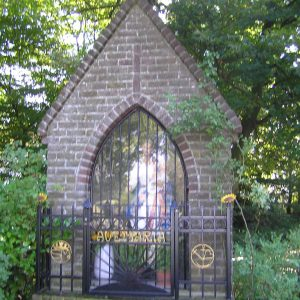 47. Mariakapel aan de Broekhoekweg in Losser
