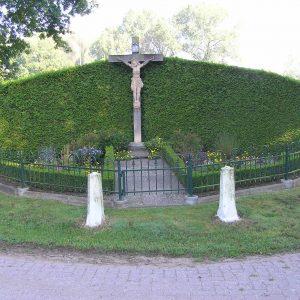 49. Landkruis aan de Welpeloweg in Overdinkel