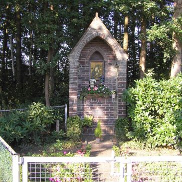 50. Mariakapel, Ruhenbergerweg, Losser