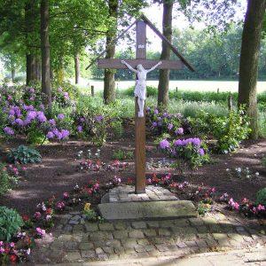 86. Landkruis aan de Bothofweg in Geesteren