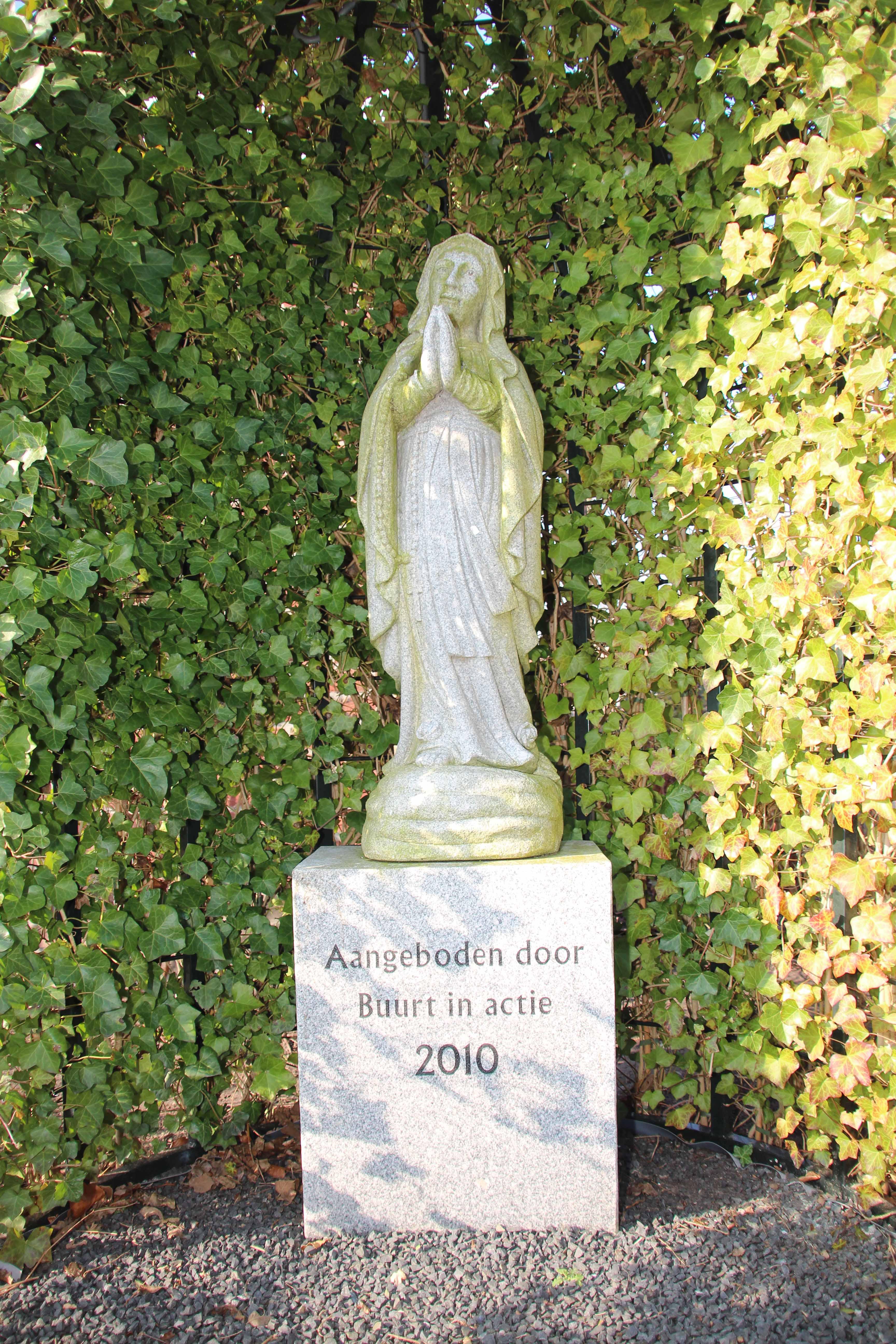 111. Mariakapel aan de Bultbosweg in Glanerbrug