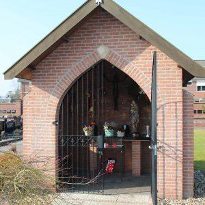 112. Kapel op het kerkhof aan  Bultsbosweg in Glanerbrug