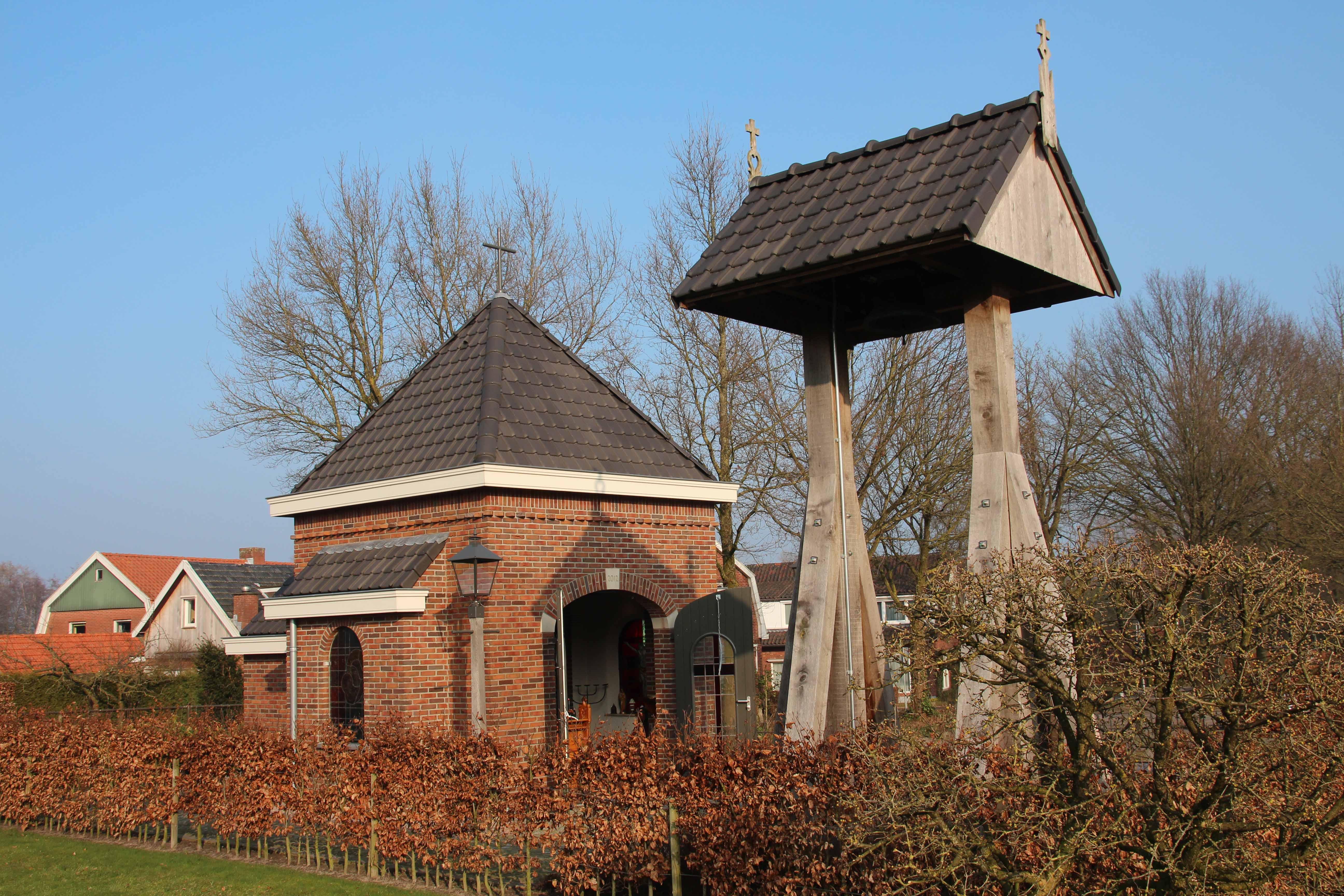 113. Mariakapel Oldenzaalsevoetpad in Ootmarsum