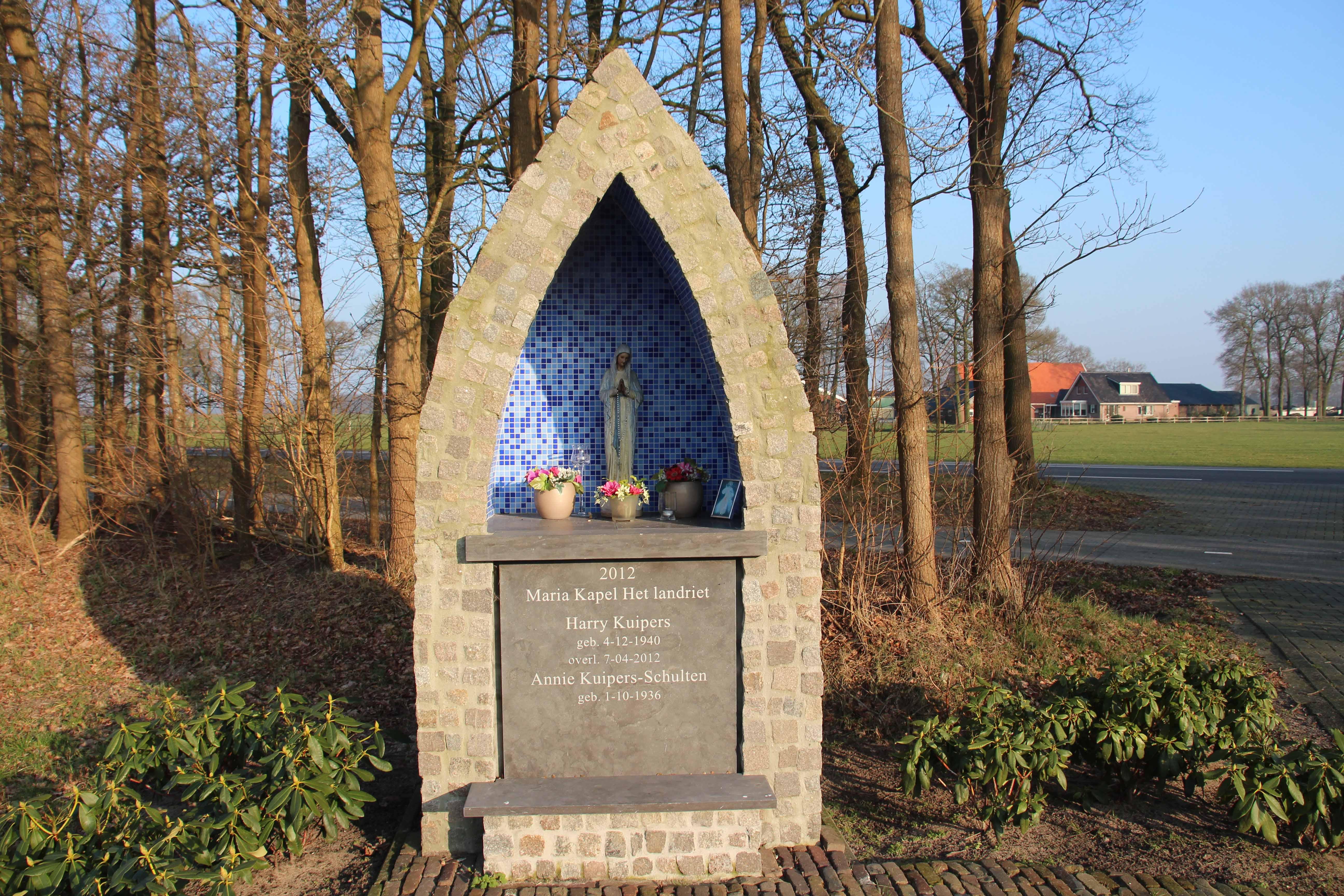 115. Mariakapel Landriet in Geesteren