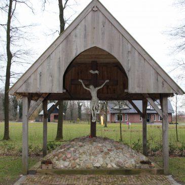 61. Landkruis, Zoekerdijk, Saasveld