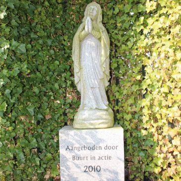 111. Mariakapel, Bultsbosweg (voor het kerkhof), Glanerbrug