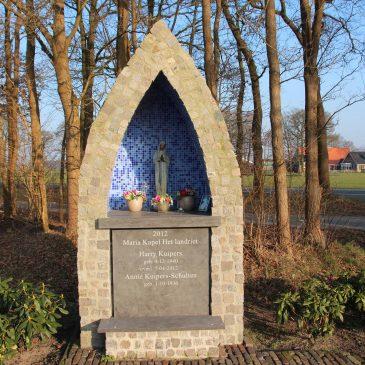 115. Mariakapel Het Landriet, Haarbrinksweg, Geesteren